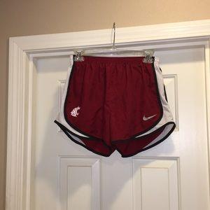 Nike Dri-Fit WSU running shorts